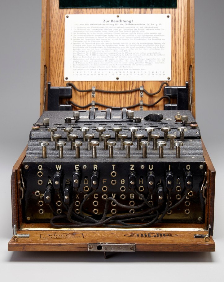 Rare Enigma machines in New York auction – Luxereporter