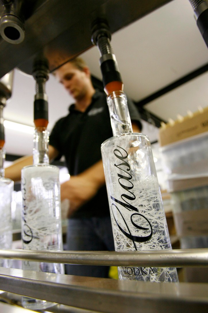 Chase Vodka bottling.jpg